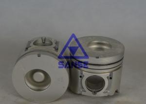 China 4JG1 ISUZU Diesel Engine Piston Excavator Engine Parts  For Hitachi Kobelco Excavator on sale