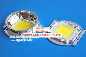 China Clear 30 walt  LED Lens  Reflector / 60 Degree Viewing Angle for Street Light on sale