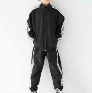 China Latest Design Track Suit For Kids on sale