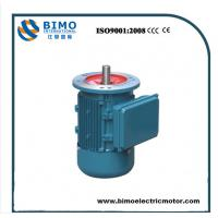 China 1/3HP-4HP Aluminum Frame Dual-Capacitor Single Phase Electrical Motor on sale