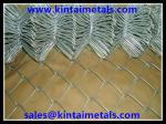 50mm galvanized chain link fence for fencing in 25m length