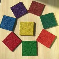 Crystal Clear Rubber Crumb Binder , Solvent Free Polyurethane Adhesive For Rubber Flooring