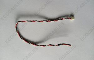 China 28 / 30 / 32AWG Crimped Wires For LiPo Batteries With SHR-03V-S-B Connector on sale
