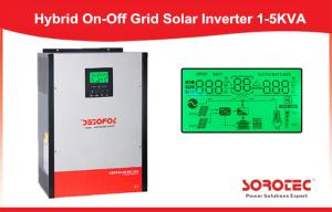 China Monitoring software solar grid tie inverter real - time status display and control on sale