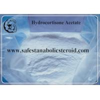 HOT Hydrocortisone Acetate CAS: 50-23-7 Assay: 99% high quaity in stock