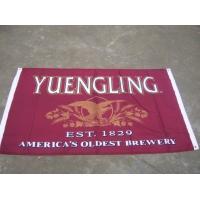 China La commercialisation des drapeaux promotionnels annonçant la bannière marque droit à angles on sale