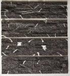 Lightning Black Galaxy Stacked Stone,China Granite Stone Cladding,Black Galaxy Granite Stone Wall Panels,Culture Stone