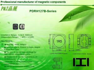 China PDRH127B Series SMD Power Inductors on sale