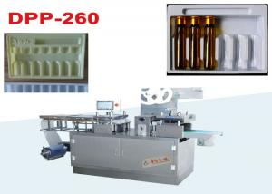 China Medical Bottle Tray Plastic Thermoforming Machine / PE Food Tray Sealing Machine 250x180x30 on sale