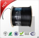 2 Core Outdoor FTTH Drop Cable Long Distance Communication In G657A Fiber