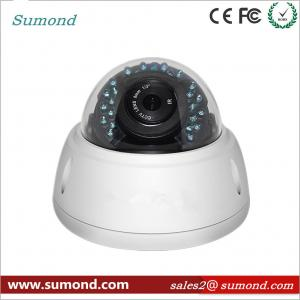 China Indoor Metal Analog HD CCTV Camera High Definition Video Output on sale