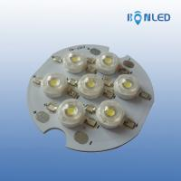 China 2.0 - 2.6 V Mini Led Lamp Beads For Spotlights Yellow 585 - 595nm , 1W 700mA on sale