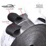 Gancho de 3M e fita resistente forte do laço, gancho e prendedores do laço para a tela