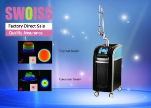 China Long Pulse ND Yag Laser Machine High Peak Power Flat - Top Hat Beam on sale
