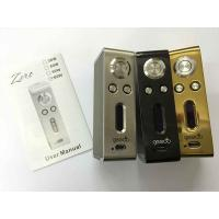 Geeco zero mod/zero 60watt temp control box mod/zero 50w v2 yihi chip sx 300 zero mod with wholesale price