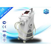 Multifunctional 3 in 1 SHR IPL Hair Removal Machine / ND YAG Laser Tattoo Removal Machine