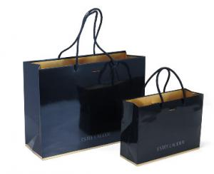China Color reusable shopping bags / cosmetic box packaging for make up on sale