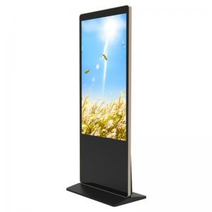 China 43 Inch Floor Standing Lcd Advertising Digital Signage Totem Kiosk Hd Lcd Display Media Player on sale