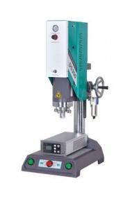 China Industry Plastic Ultrasonic Welding Equipment , Portable Ultrasonic Welder on sale