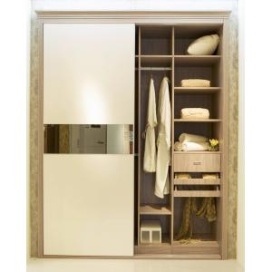 ... Quality Rococo Sliding Door Mirrored Wardrobe For Girl , Wardrobe Closet  Furniture For Sale ...