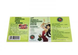 China Laminated Material Product Label Stickers , Large Product Labels 8.2Mhz 40 * 40mm on sale