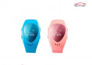 China OLED SOS Call Child GPS Tracker Wrist Watch Anti Lost Manegetic Charging on sale