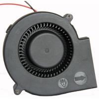 China 97MM X 33MM 12 Volt Blower Fan Equipment Exhaust Centrifugal Type PBT Frame on sale