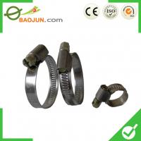 Stainless Steel Hose Clamp German Type