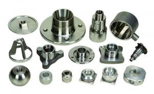 China Custom Medical Precision CNC Machining Drilling Titanium Surgical Parts on sale