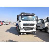 China SINOTRUK 4*2 266HP Water Truck Liquid Tank Truck 10 CBM Water Tank Truck on sale