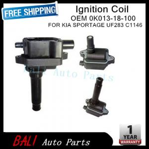 China Kia Ignition Coil For Kia 0k013-18-100 0K013-18-100A on sale