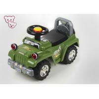 Safe Backrest Ride On Battery Operated Baby Electric Car For Toddler
