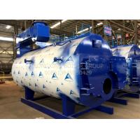Residental Gas Fired Hot Water Boiler Natural Gas Hot Water Furnace Anti - Corrosion