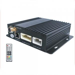 China CCTV D1 CIF Mobile DVR Recorder rs485 / rs232 With Anti Vibration , DC 8-48v Input on sale