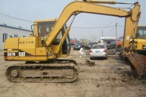 China Used  Caterpillar midi excavator mini digger CAT 307B for sale on sale