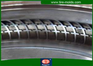China High Polish Tyre Mould / Moulding Making Tire Mould For Automobile on sale