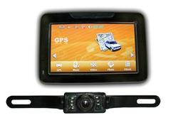 China 720p mobile DVR car gps and reverse camera with bluetooth ISDB-T on sale
