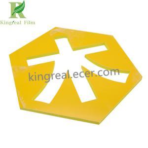 China Easy Peel No Residue Anti Damage PE Self Adhesive PVC Foam Sheet Protect Film on sale