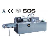China Bottle Packing Automatic Cartoning Machine ZH-100 Model Horizontal Type on sale