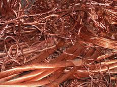 China COPPER WIRE SCRAPS , COPPER CABLE SCRAPS on sale