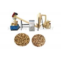 Customized Voltage Wood Pellet Equipment Biomass Wood Pellet Press Machine