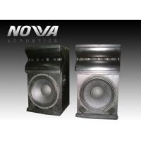 "Hall Church Audio System , 12"" Compact Line Array Speakers For Small Church"