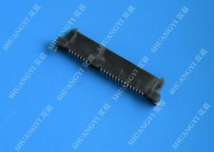 China Lightweight 2.54 mm Pitch Wire To Board Power Connector For Communication on sale