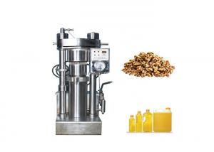 China Walnut Sesame Hydraulic Oil Press Machine Alloy Material With High Pressure on sale