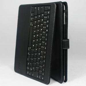 China Removable Slim Ipad2 Case with Bluetooth Keyboard for Droid, BlackBerry, palm on sale