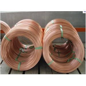 China copper coated double wall type steel pipe bundy tube 3/16(4.76mm) on sale