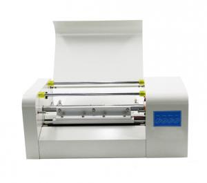 China New technical digital foil stamping wedding invitation card printer on sale