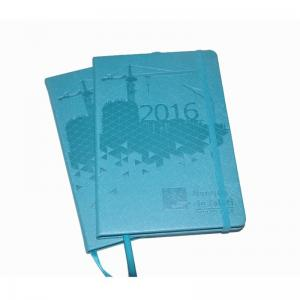 China Luxury Leather Hardcover Book Printing , Short Run Book Printing on sale