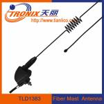 China 1.8m fiber mast car antenna/ 1 section mast passive car antenna TLD1383 wholesale