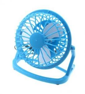 China Small netbook, Laptop usb powered Cooling Desk Fans with fan blades Manufacturer on sale